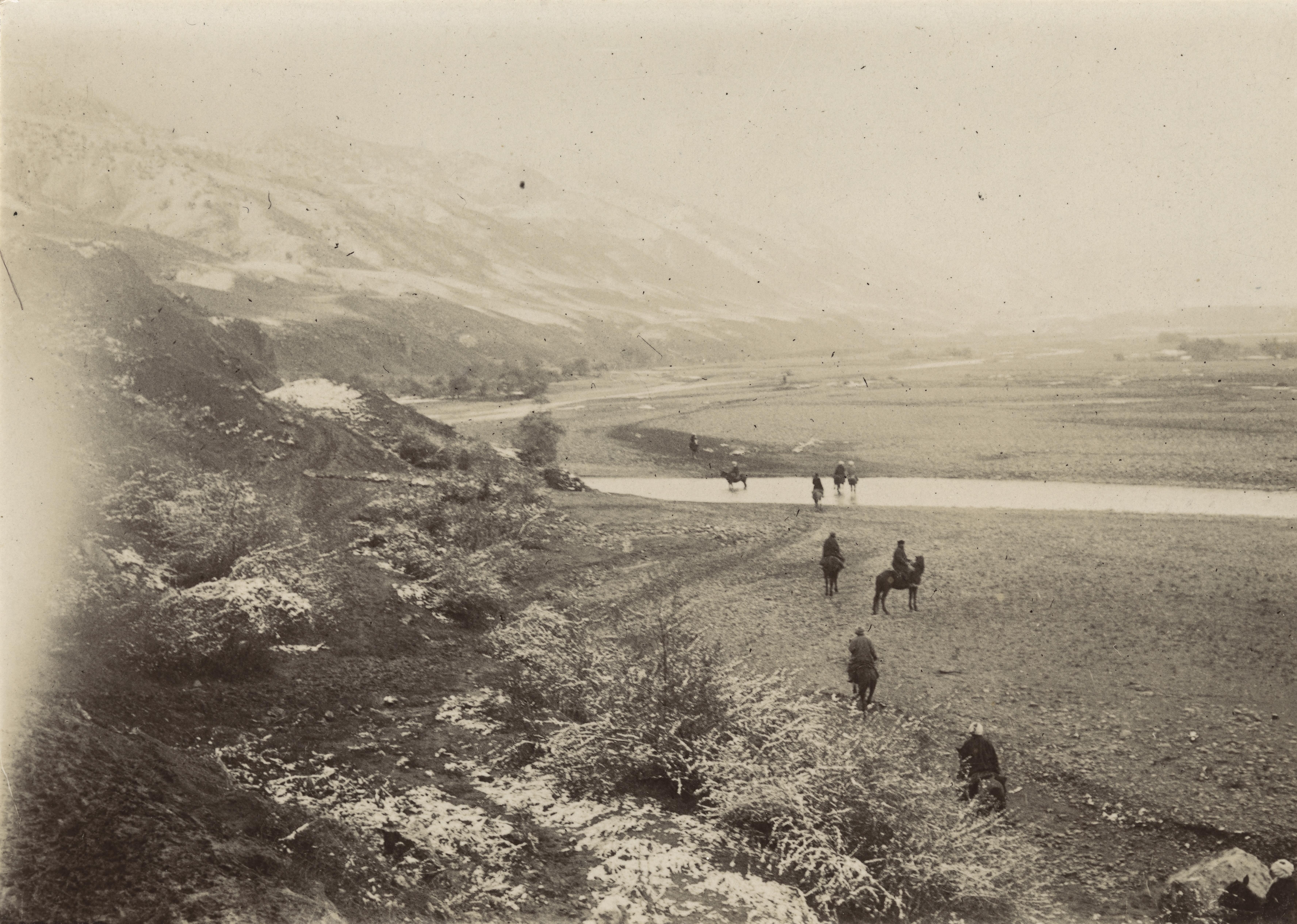 09. Вброд через реку Заравшан
