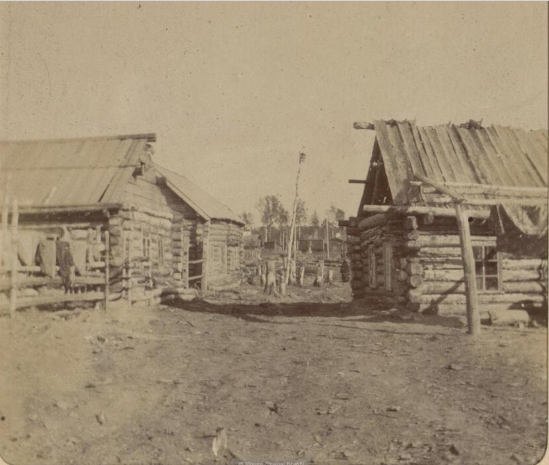 17. Станция Тайга
