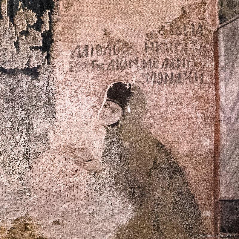 Мария Палеологиня. Монахиня Меланья.