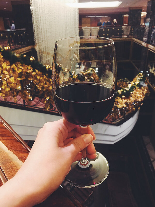 André: The Voice of Wine / Андрей: Голос вина.