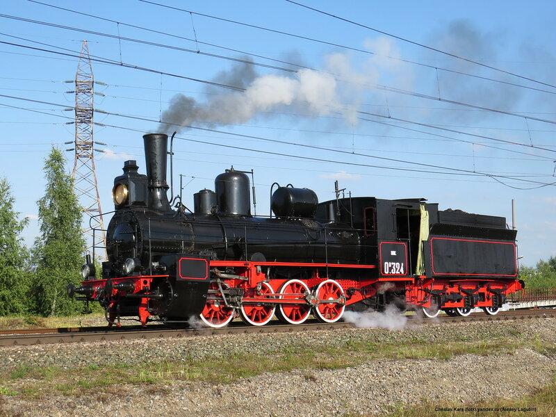 паровоз Ов-324 _160