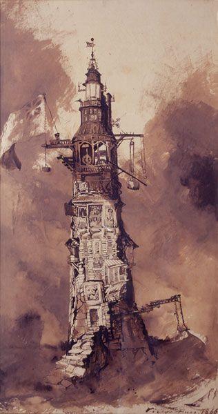 Le phare d'Eddystone 1866.jpg