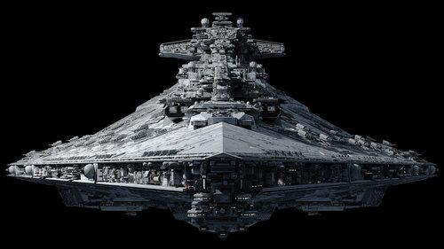 """""""Procurator""""-class Star Battlecruiser 2"""