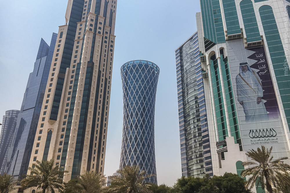 Катар. Доха -