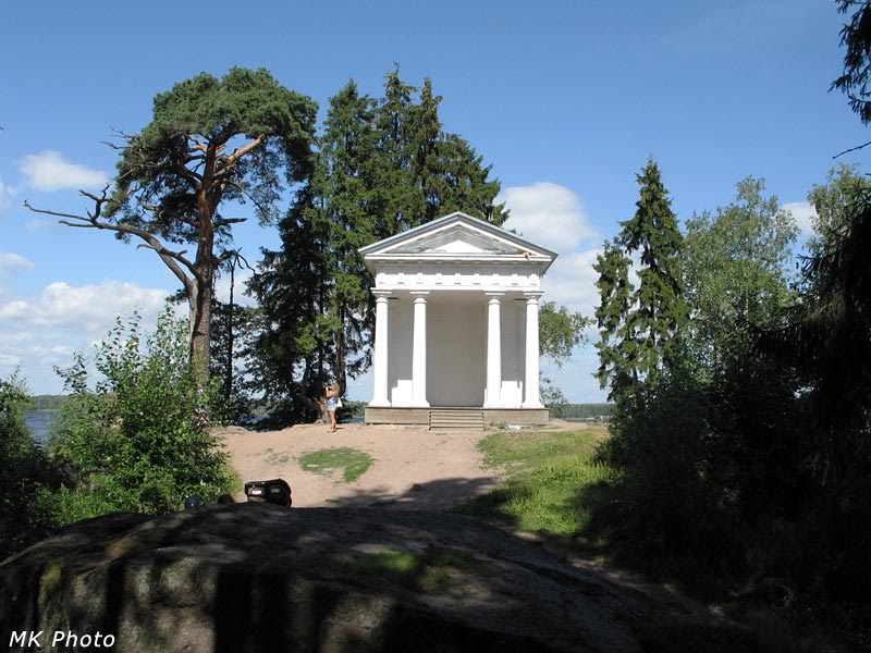 Павильон Храм