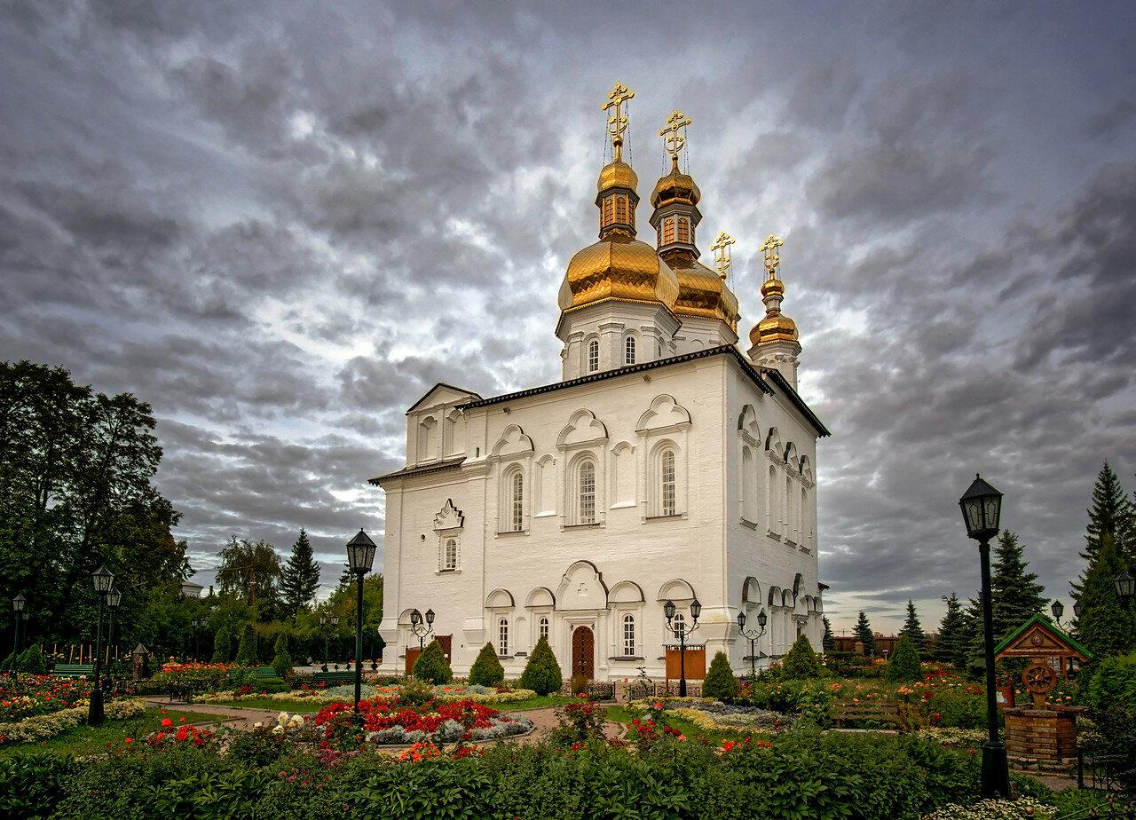 Свято троицкий монастырь фото тюмени