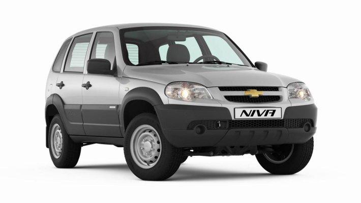 Chevrolet Niva стала продаваться в России с10% скидкой