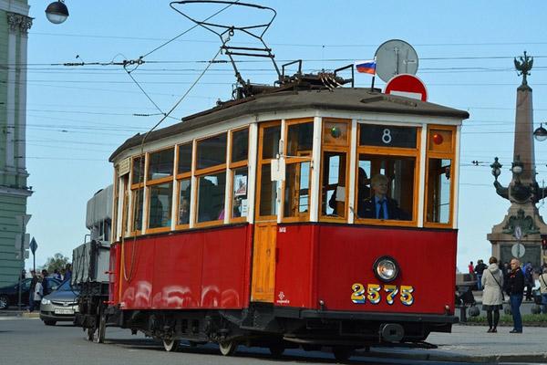 Впетербургских трамваях итроллейбусах тестируют Wi-Fi