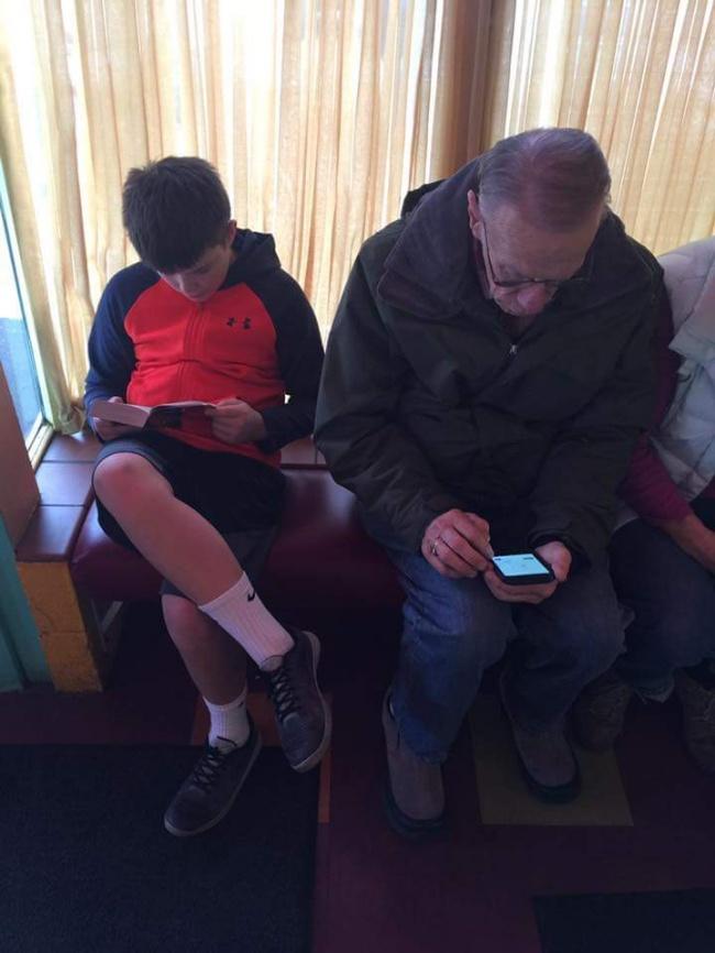 © imgur.com  Уэтого ребенка есть свое мнение, ионнебоится его выразить