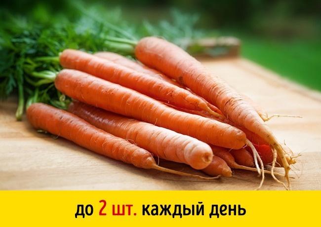 © pixabay  Выглядит как миф, нодействительно, если постоянно питаться морковью, наступает кар