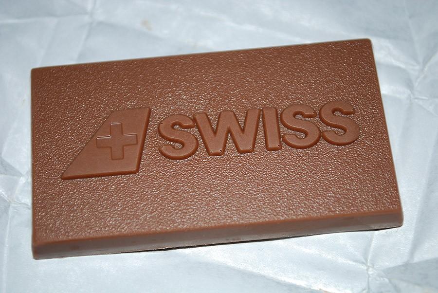 15. В 2012 году в Швейцарии было отмечено самое высокое потребление шоколада на душу населения в мир