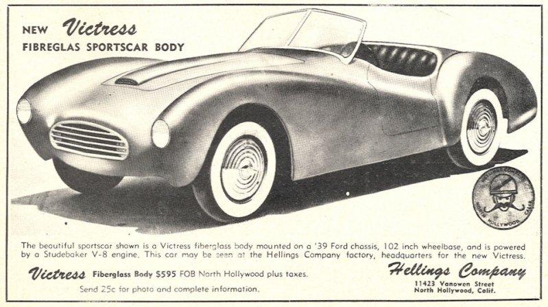 Существенный толчок эта отрасль получила только в 50-х годах, когда объемы производства автомобилей