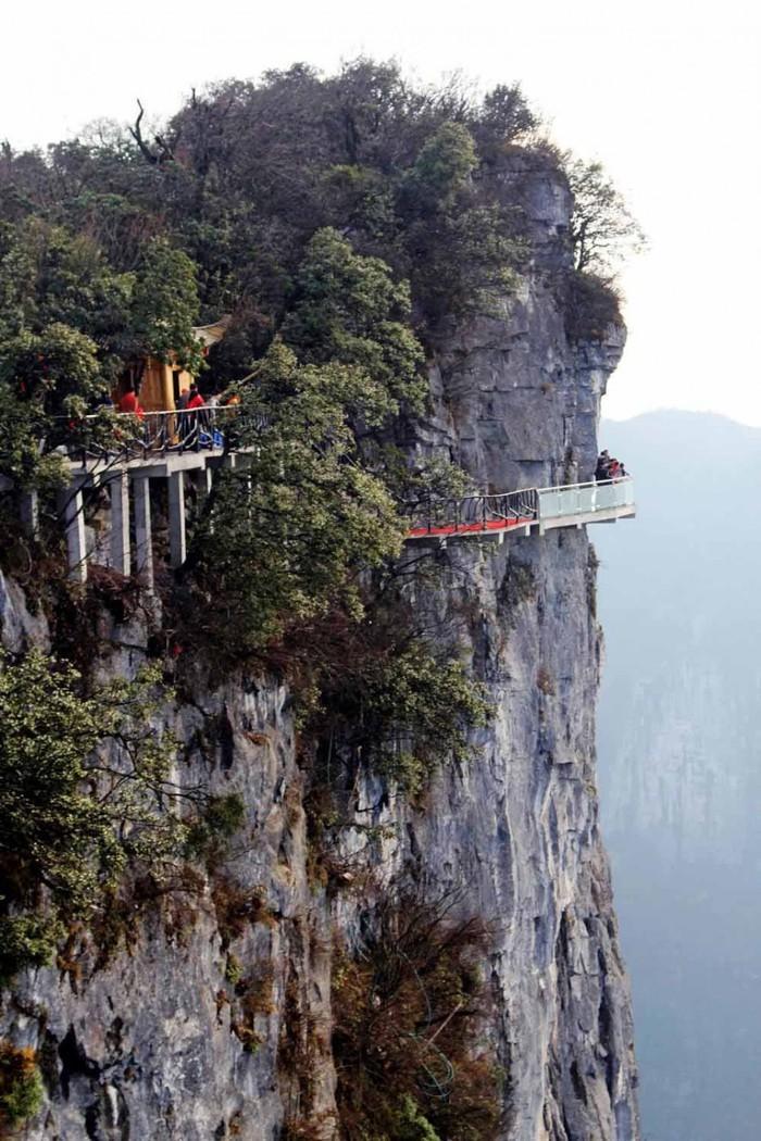 21. Путь веры, Китай