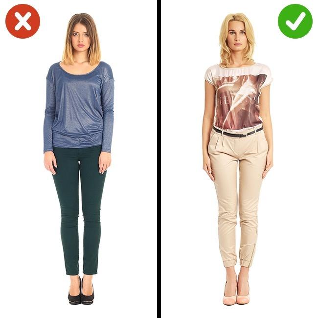© depositphotos  © depositphotos     Нет ничего плохого, чтобы надеть блузк