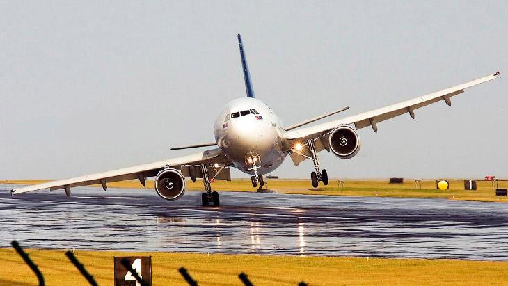 Как тестируют безопасность самолетов (3 фото)