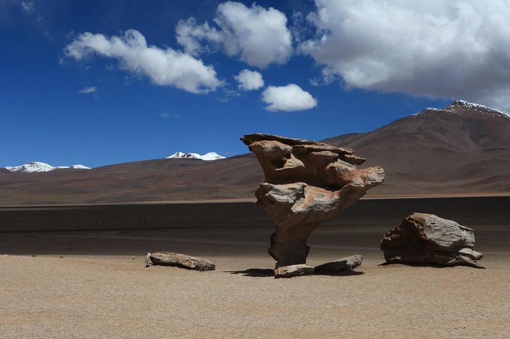 © Julie Laurent/flickr     Безжизненная пустыня , раскинувшаяся наплощади более