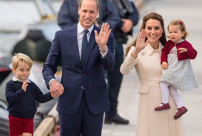 Зачем принц Уильям и Кейт Миддлтон берут в поездки наряд,который не надевают (4 фото)