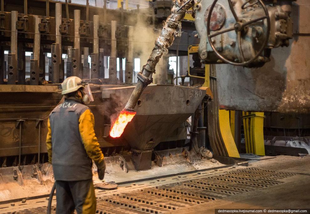 На данный момент лидером мировой алюминиевой отрасли является РУСАЛ (Объединенная компания «Р