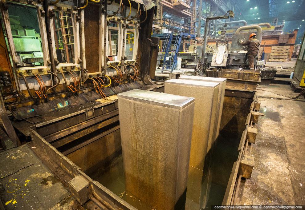 В 2012 году завод предложил новую продукцию лидерам мирового автопрома. К примеру, японские к
