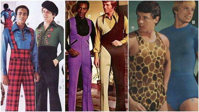Такие наряды даже сложно назвать оригинальными, скорее - смешными.) Надеемся, что не все мужчины при