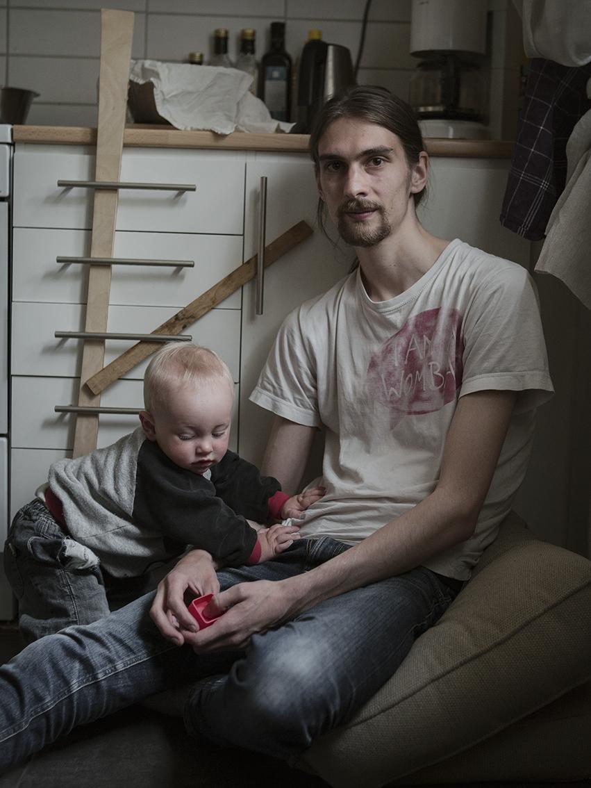 Петер Вестерлунд, 27 лет.