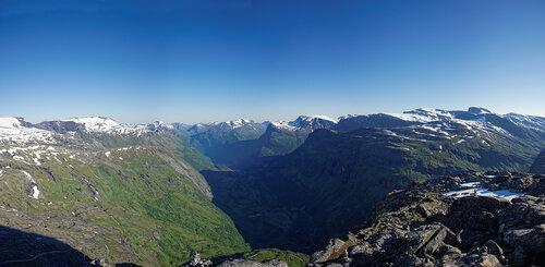 Фото отчет. Норвегия. Гейрангер и окрестности.