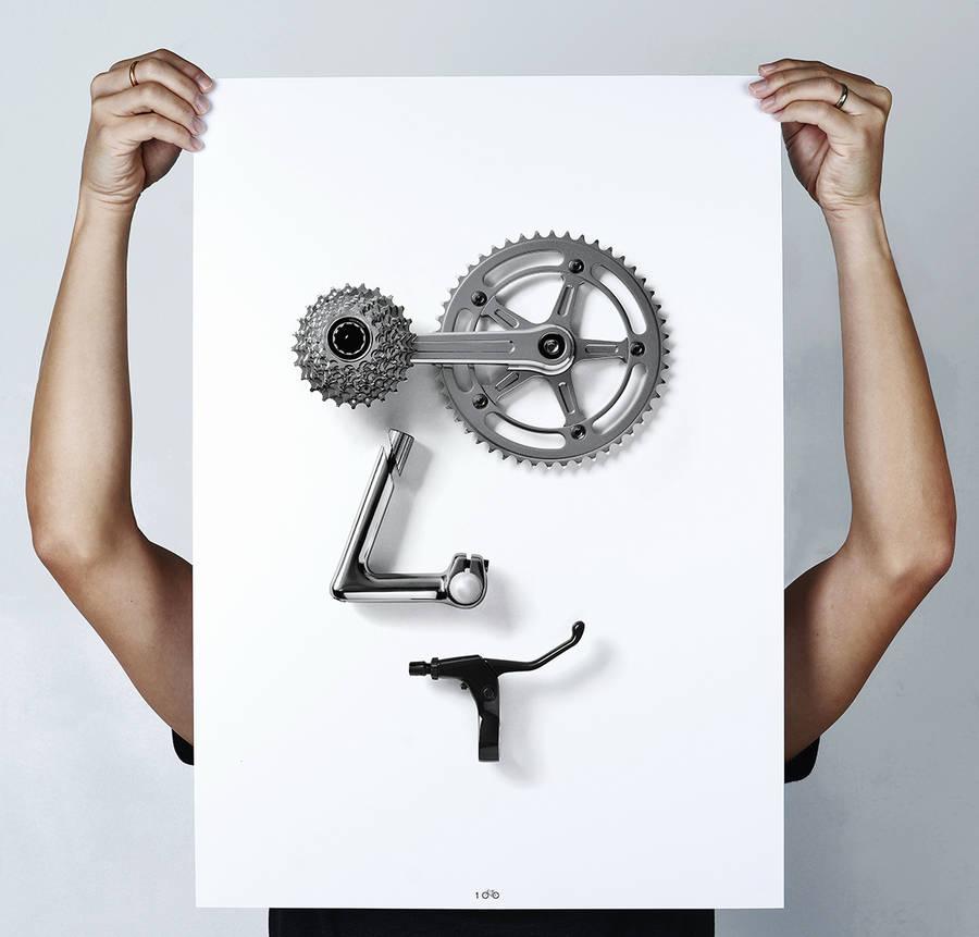 Bike Emojis Posters (5 pics)