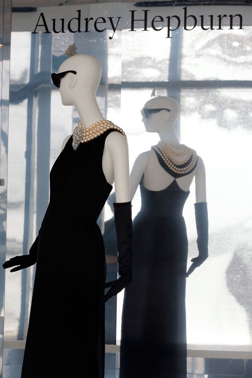 Hubert de Givenchy Exhibition in Calais