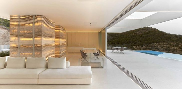 Quarry House by Ramon Esteve Estudio