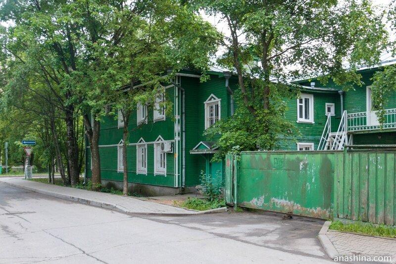 Лесохозяйственное объединение «Вологдалесхоз», Вологда