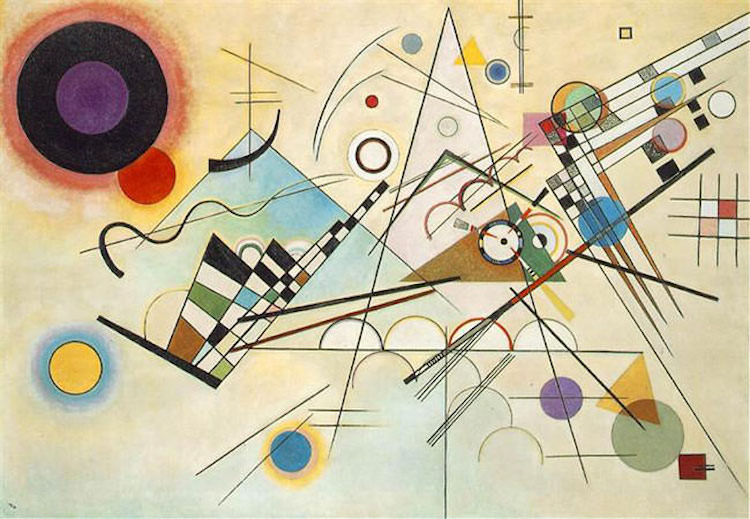 Abstract Artists Who Transformed Painting With Their Abstract Art (15 pics)