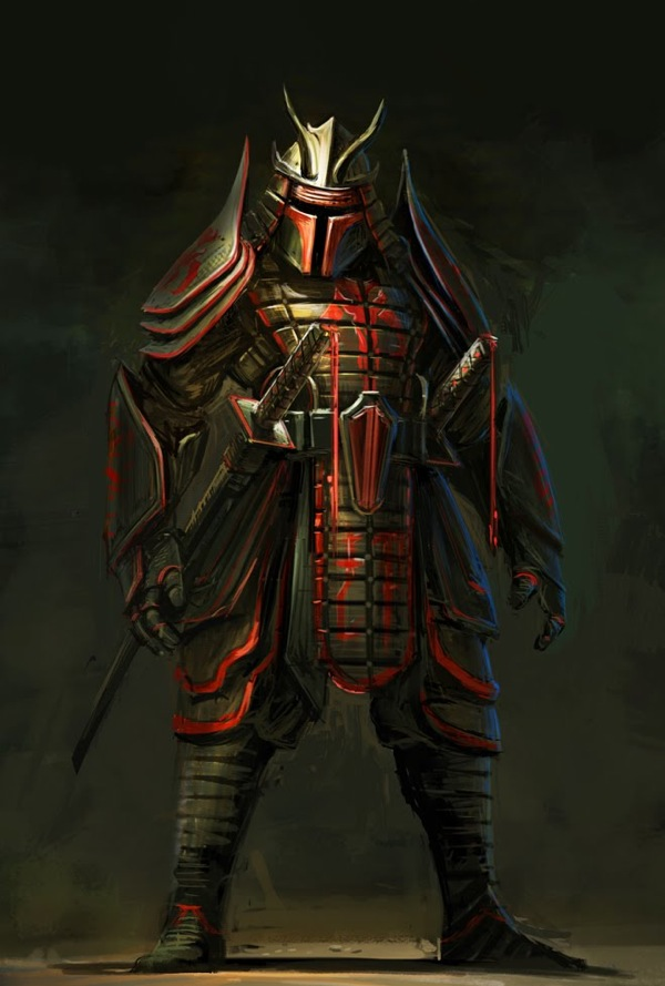 Samurai Star Wars – Clinton Felker (4 pics)