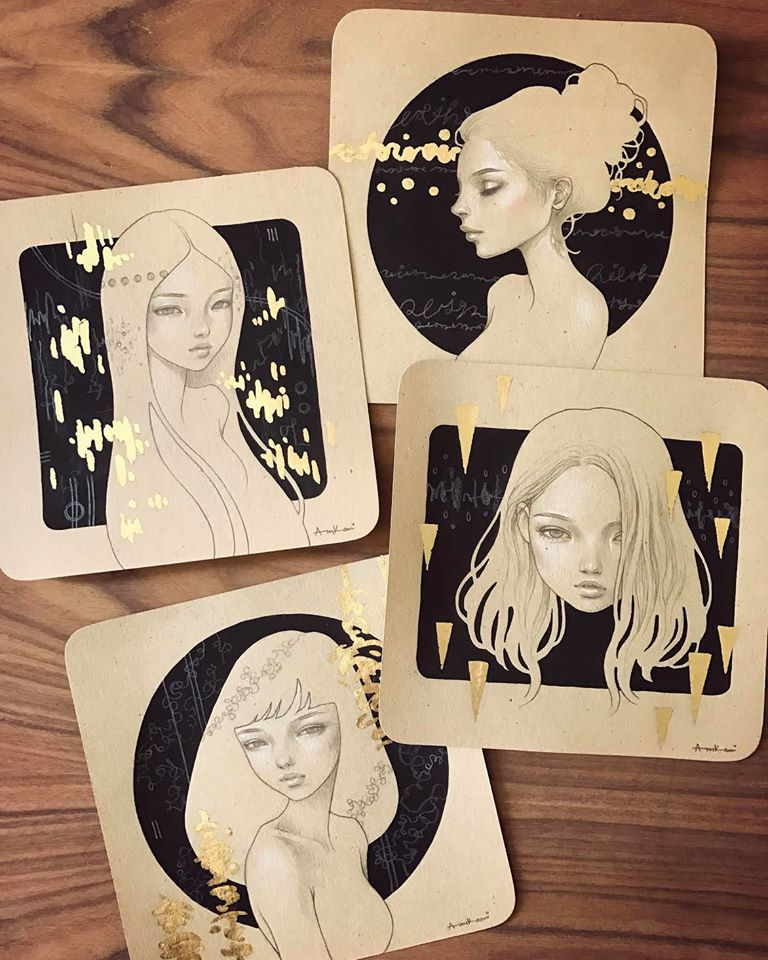 Releases: Audrey Kawasaki -