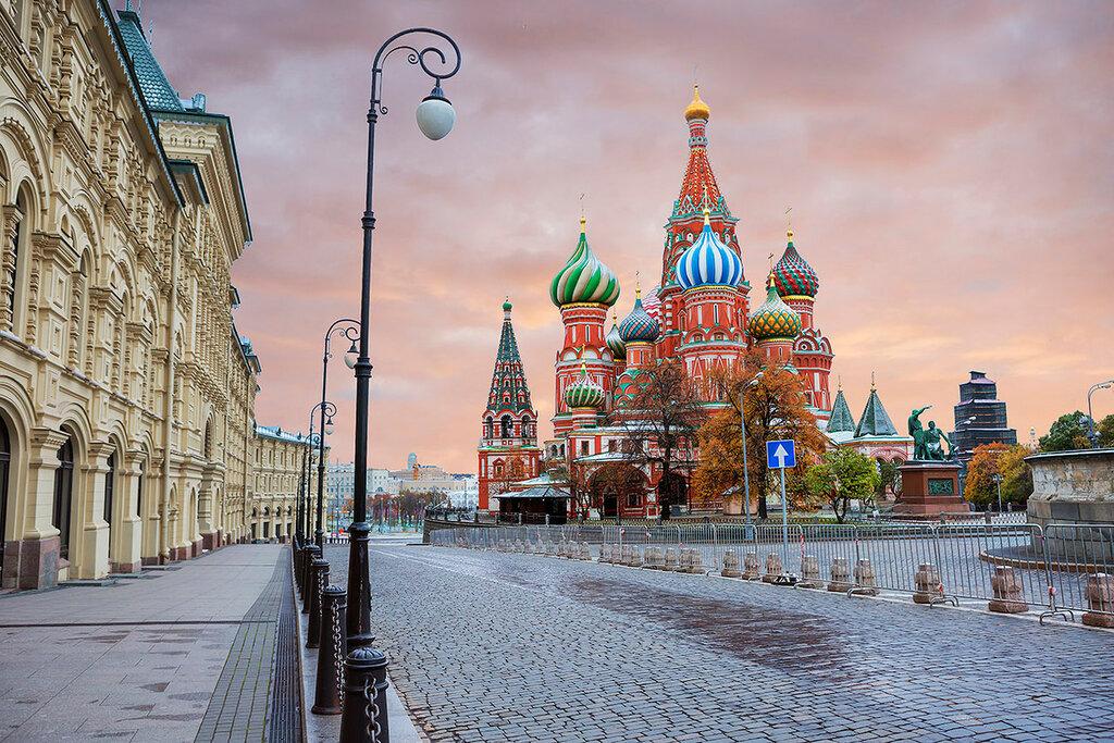 Древние храмы Москвы