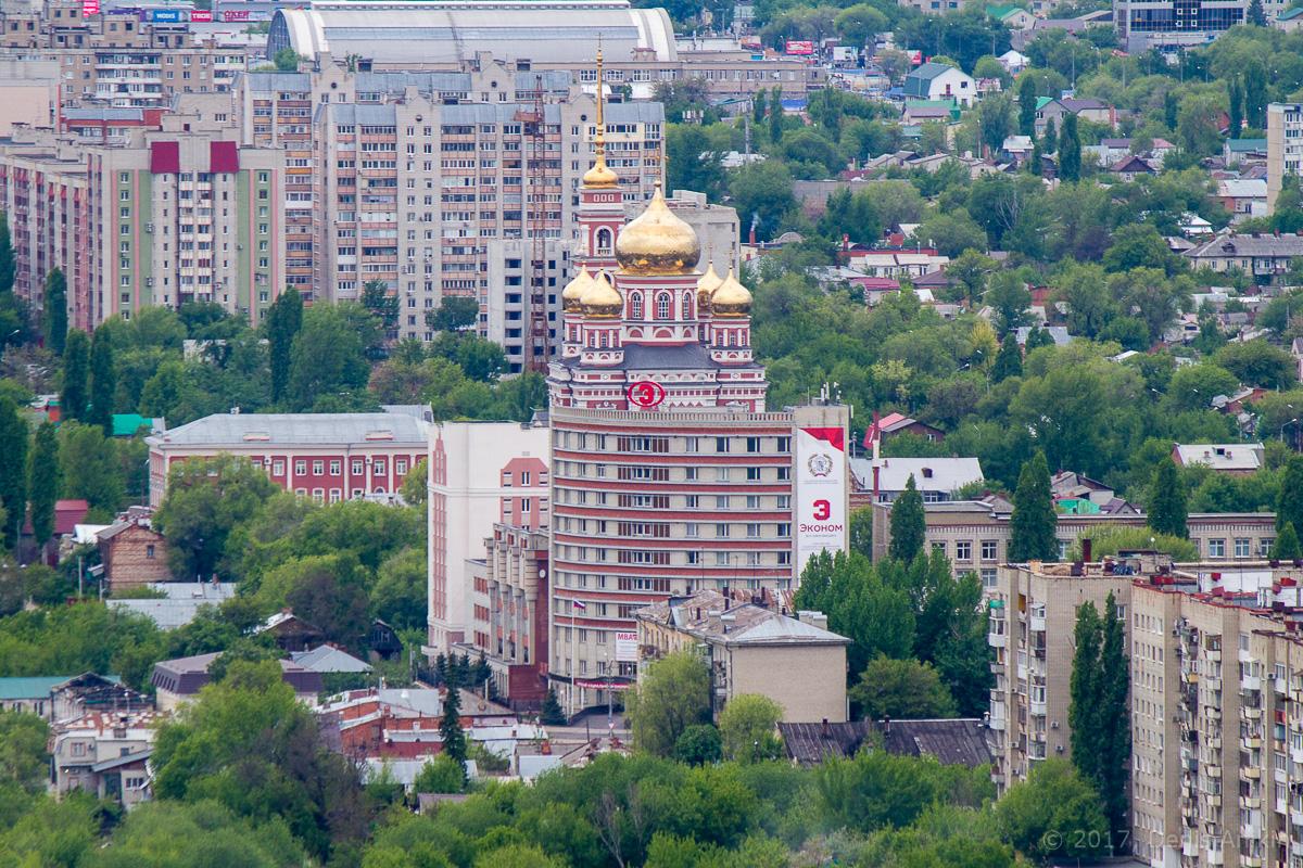 Саратов с высоты фото 12
