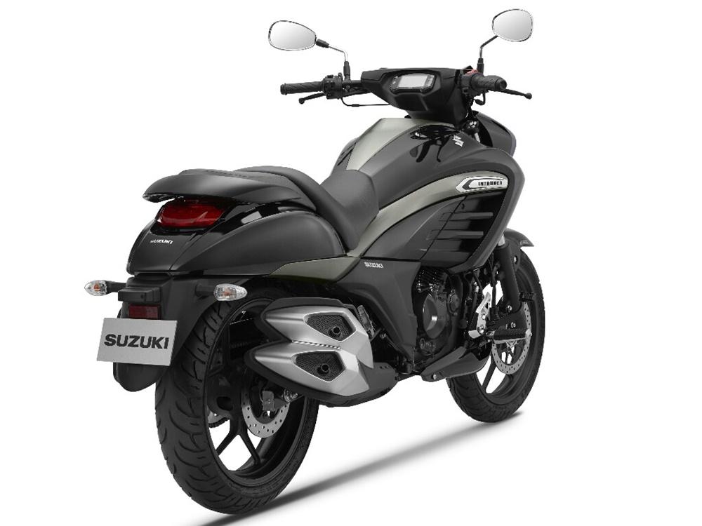 Круизер Suzuki Intruder 150 2018