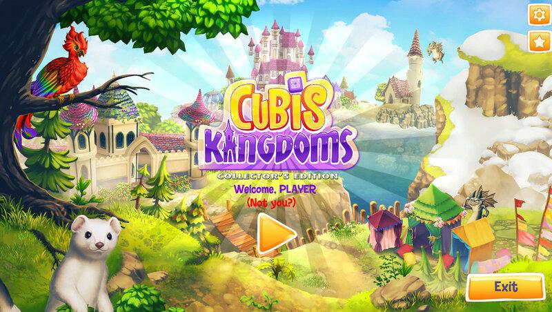 Cubis Kingdoms Collectors Edition