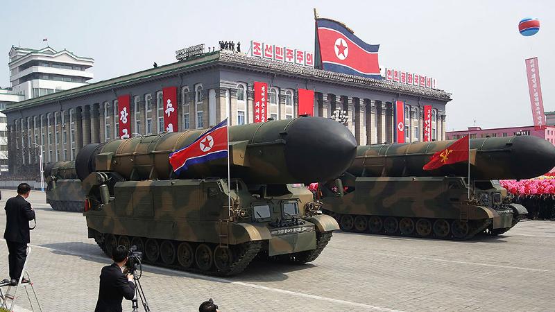 Ракетная техника КНДР