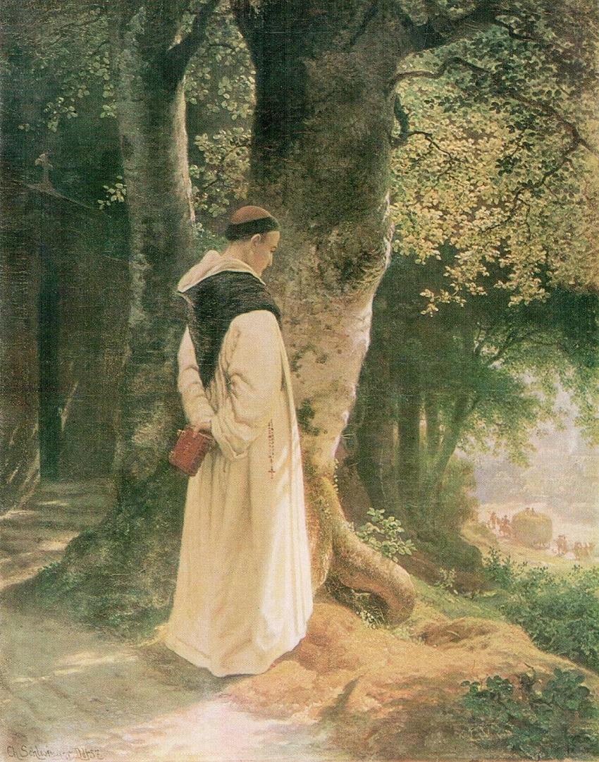 Монах в лесу 1857.jpeg