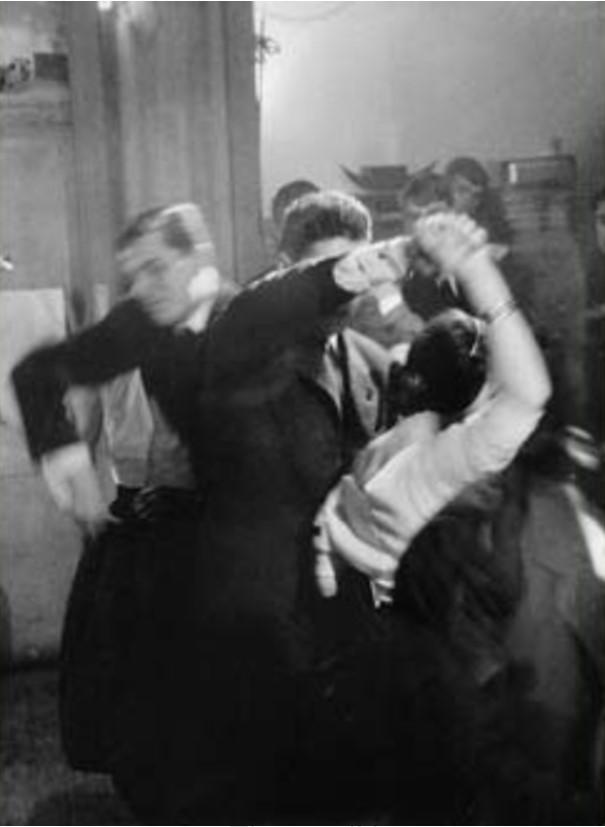 1957. Танцевальный вечер