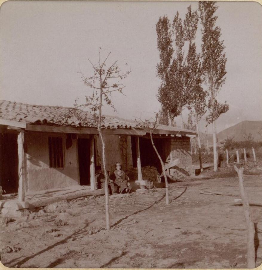 Татарская деревня Отузы