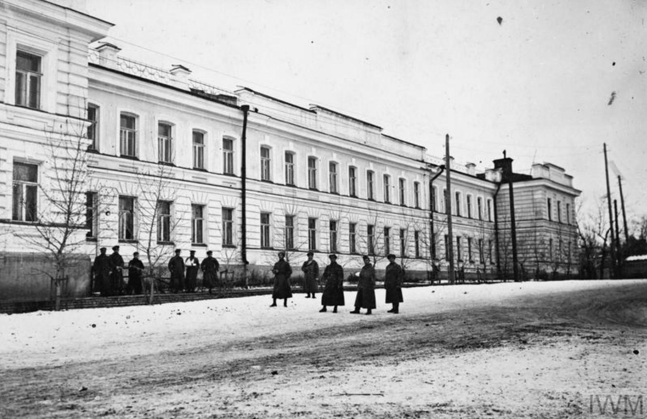 1919. Союзные войска в Омске