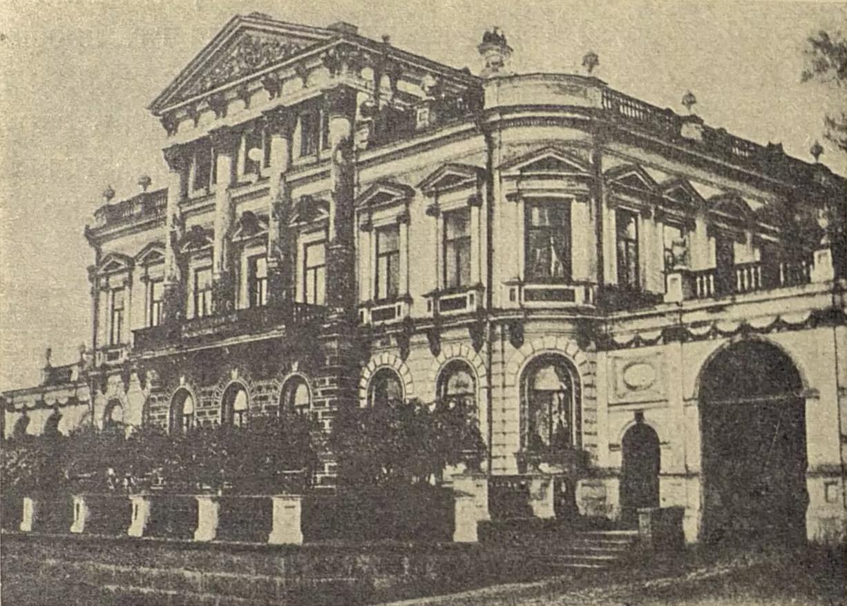 Дом Н.В. Мешкова