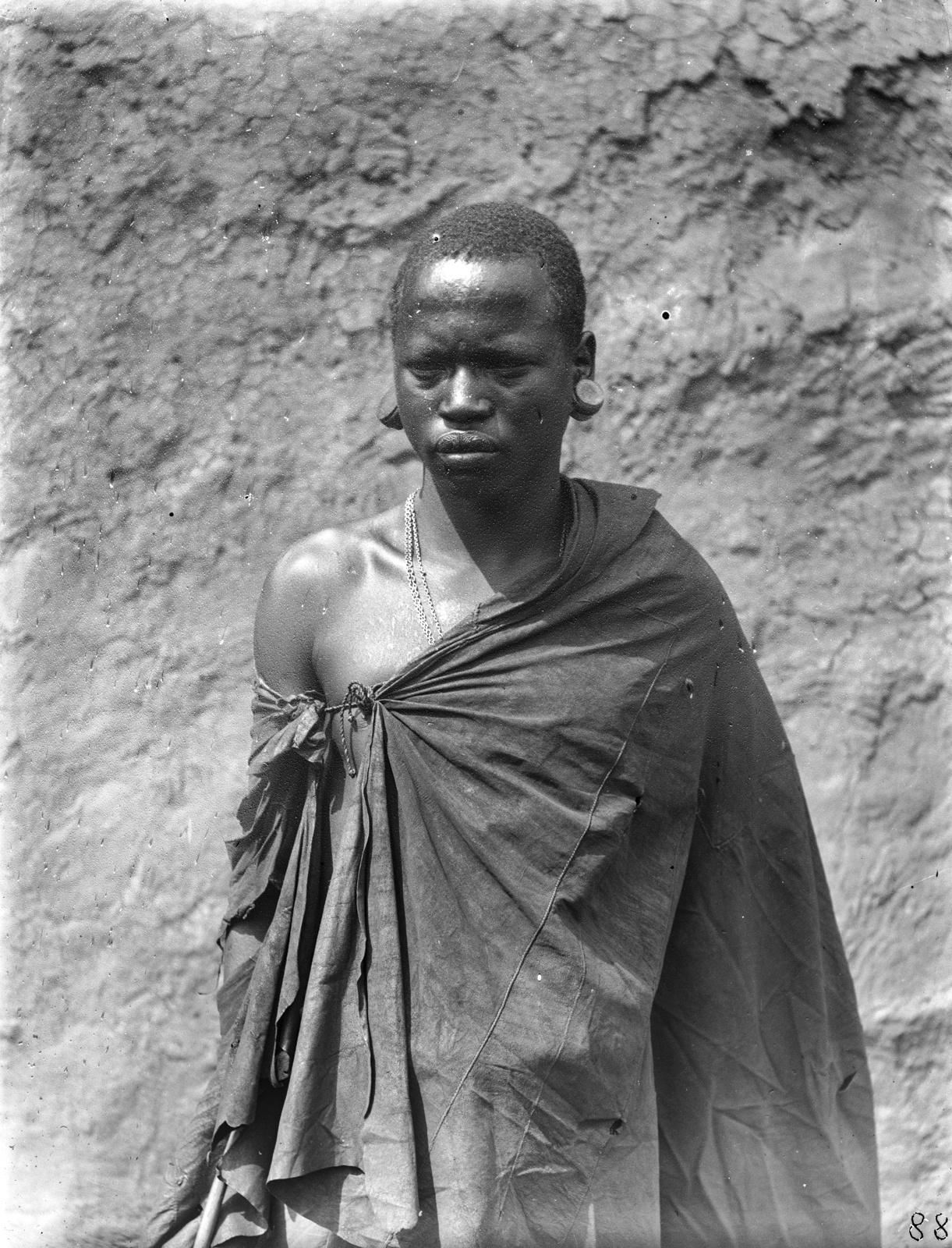104. Портрет вамбугу