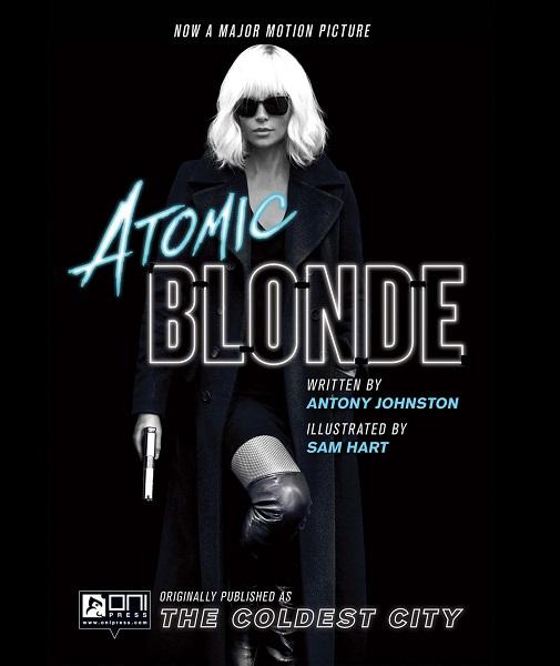 Взрывная блондинка / Atomic Blonde (2017/HDTV/HDTVRip)
