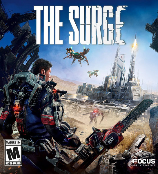 The Surge (2017/RUS/ENG/MULTi8/RePack by xatab)