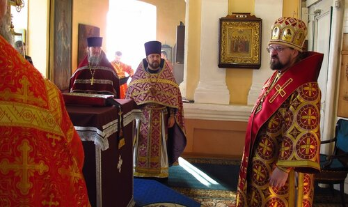 Солигалич, столетие подвига Солигаличских новомучеников, епископ Алексий, митрополит Ферапонт,