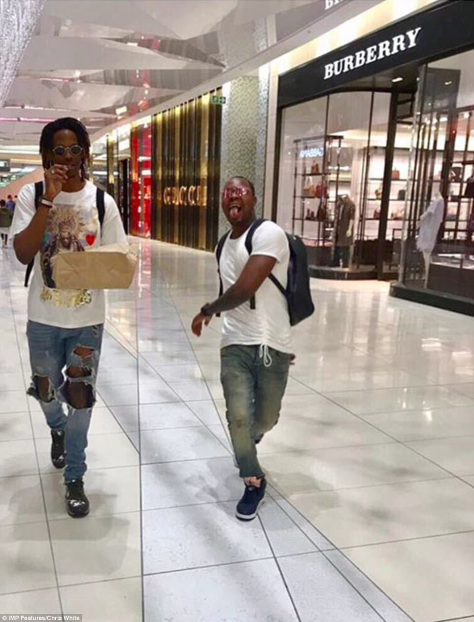 Богатые детки Зимбабве