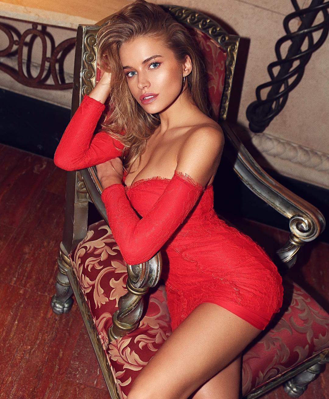 Татьяна Митюшина на снимках из Instagram