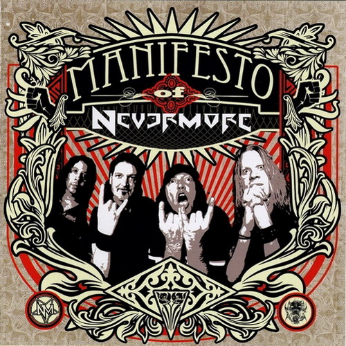 Nevermore - 2009 - Manifesto Of Nevermore [Century Media, 9978862, Germany]